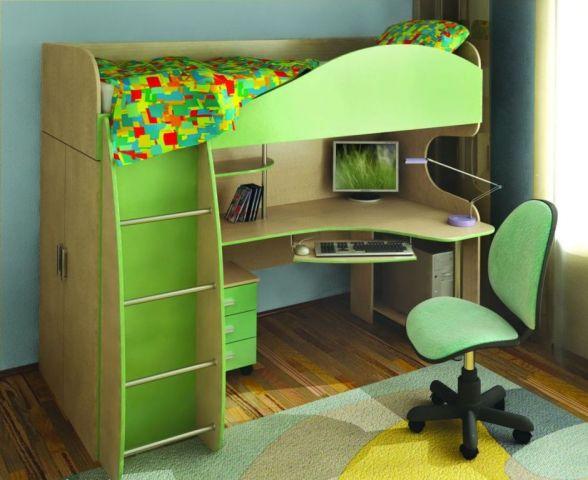 Ремонт детской мебели в СПб